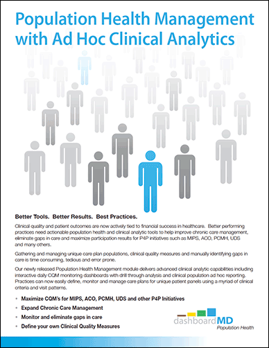 clinical analytics brochure